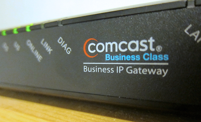 "Comcast ""Business Class"" Service… or lack of."