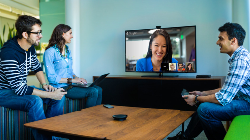 Google Just Became a Videoconferencing Hardware Company